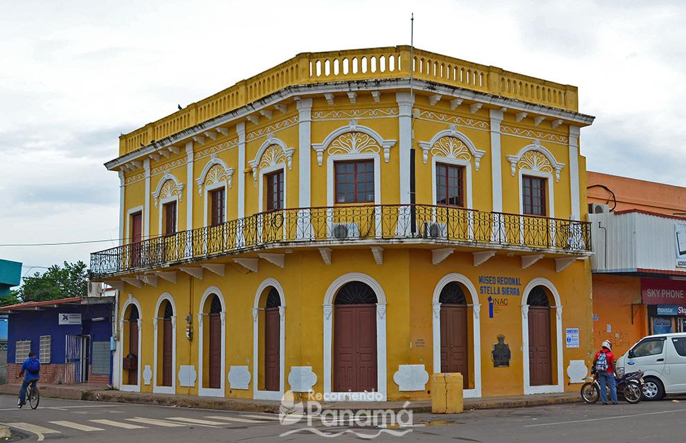 Museo Stella Sierra, también conocido como Museo de la Sal y el Azúcar.