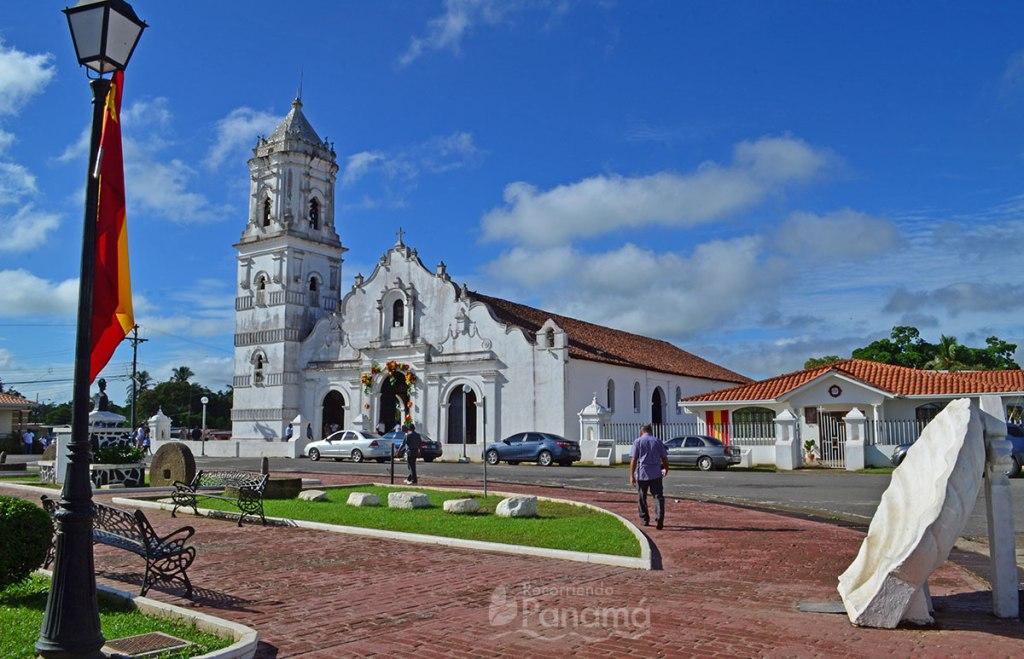 Basílica Santiago Apóstol.