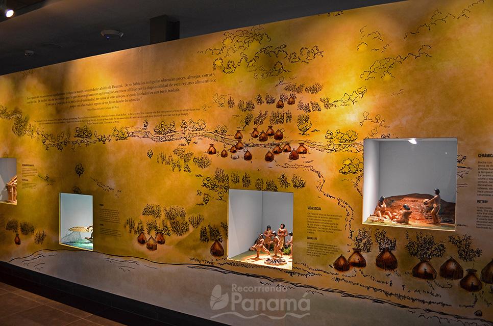Indígenas pre-hispánicos.