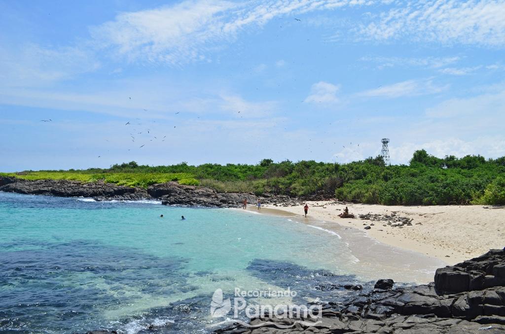 Playa El Faro.
