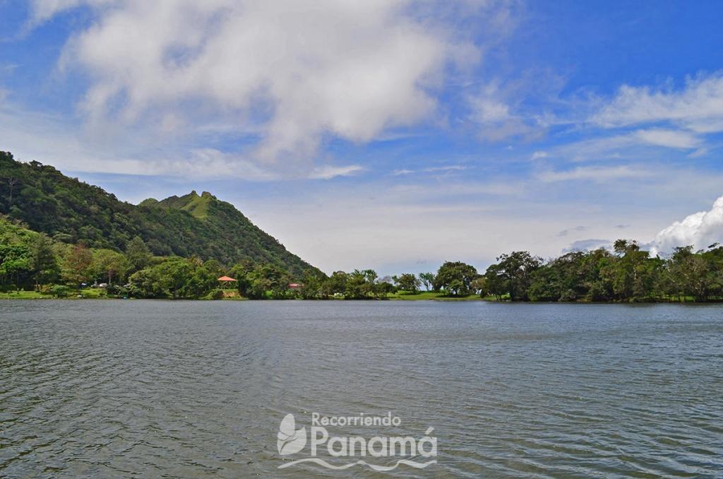 Vista de La Laguna de San Carlos.