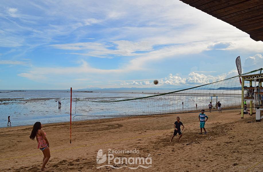 Actividades en la Playa.