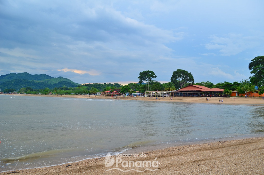 Playa Venao en Veracruz.