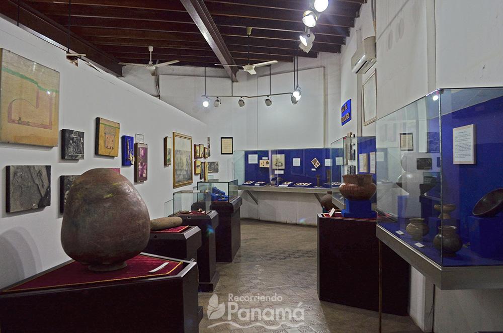 Sala Arqueológica.
