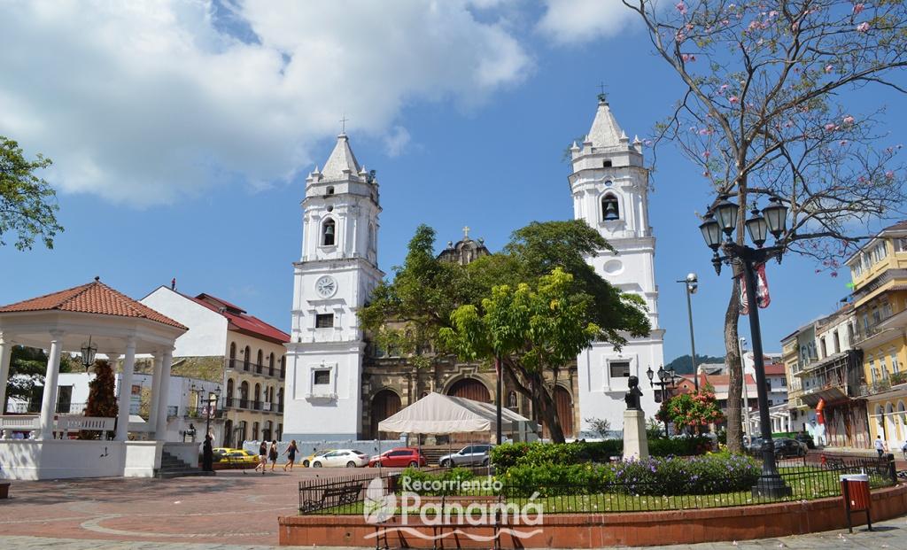 Catedral Basílica de Panamá.