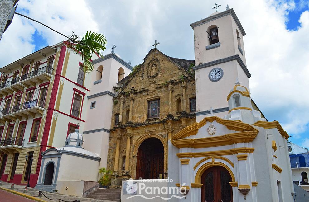 Iglesia Nuestra Señora de La Merced.