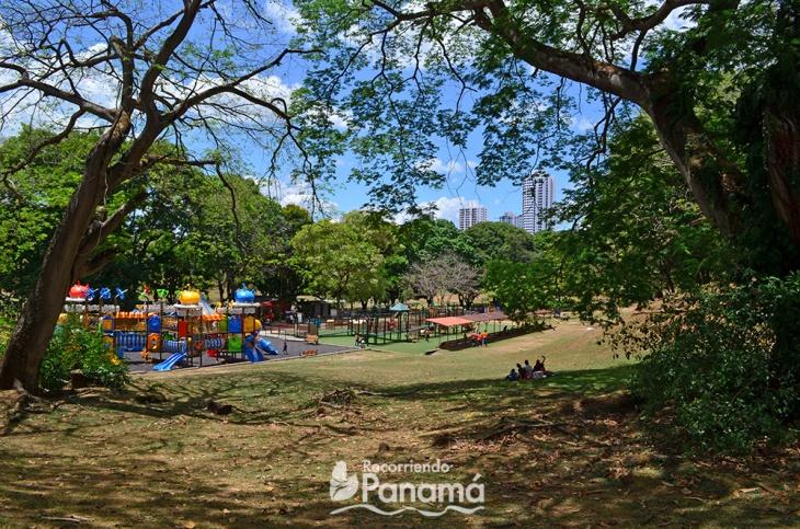 Parque Omar.
