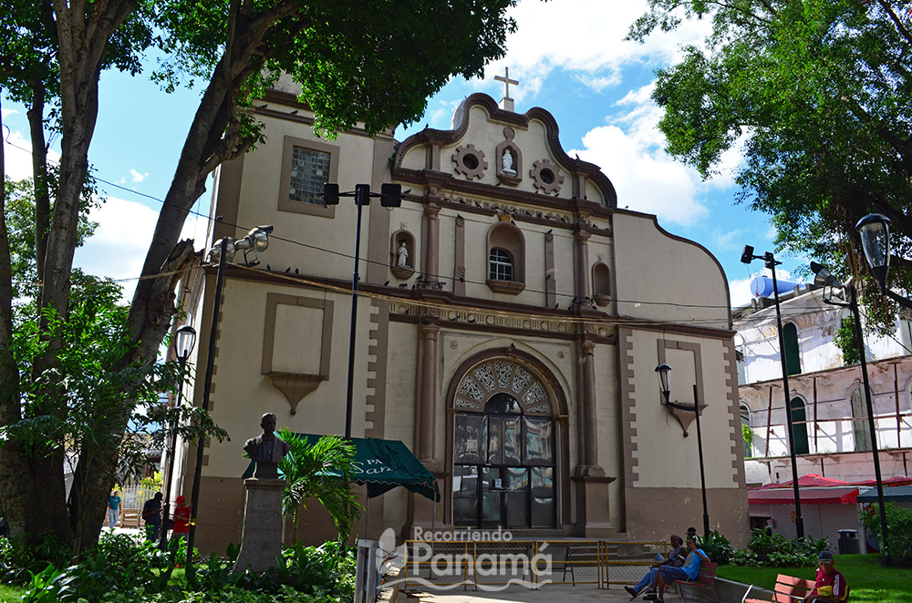 Iglesia Santa Ana.