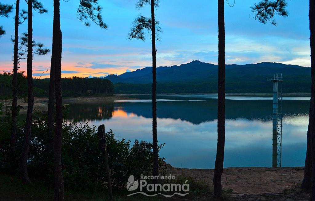 Hermoso amanecer en La Yeguada.