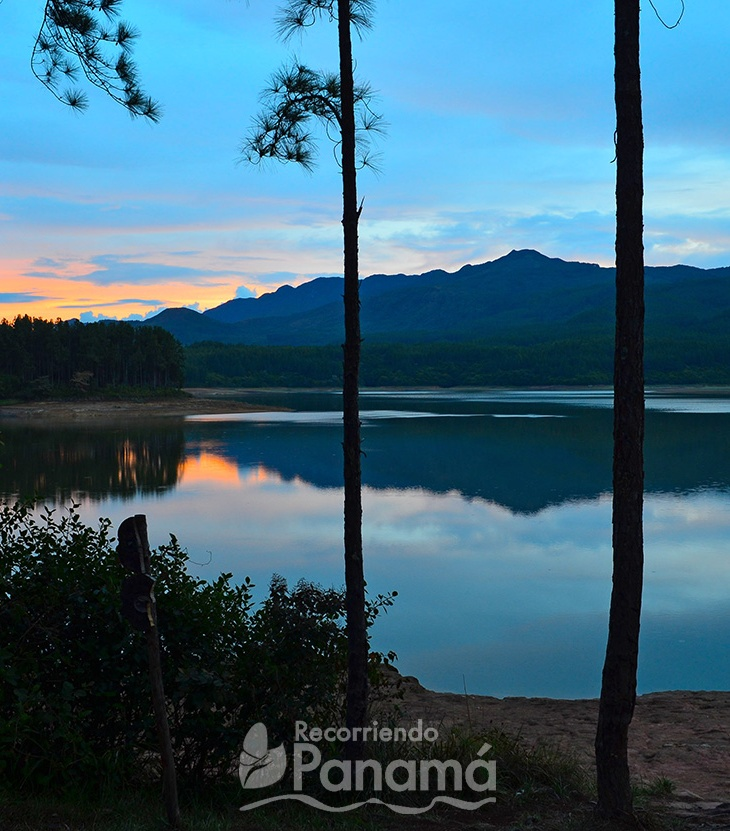 Hermoso amanecer en La Yeguada