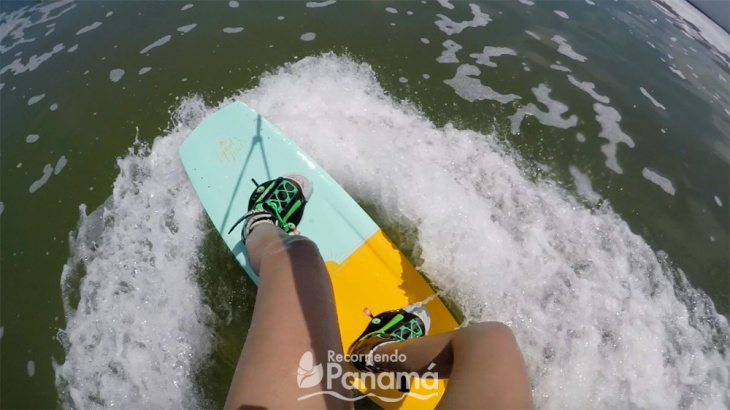 tabla de wakeboard