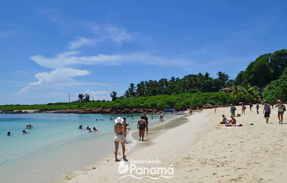 Isla Iguana.
