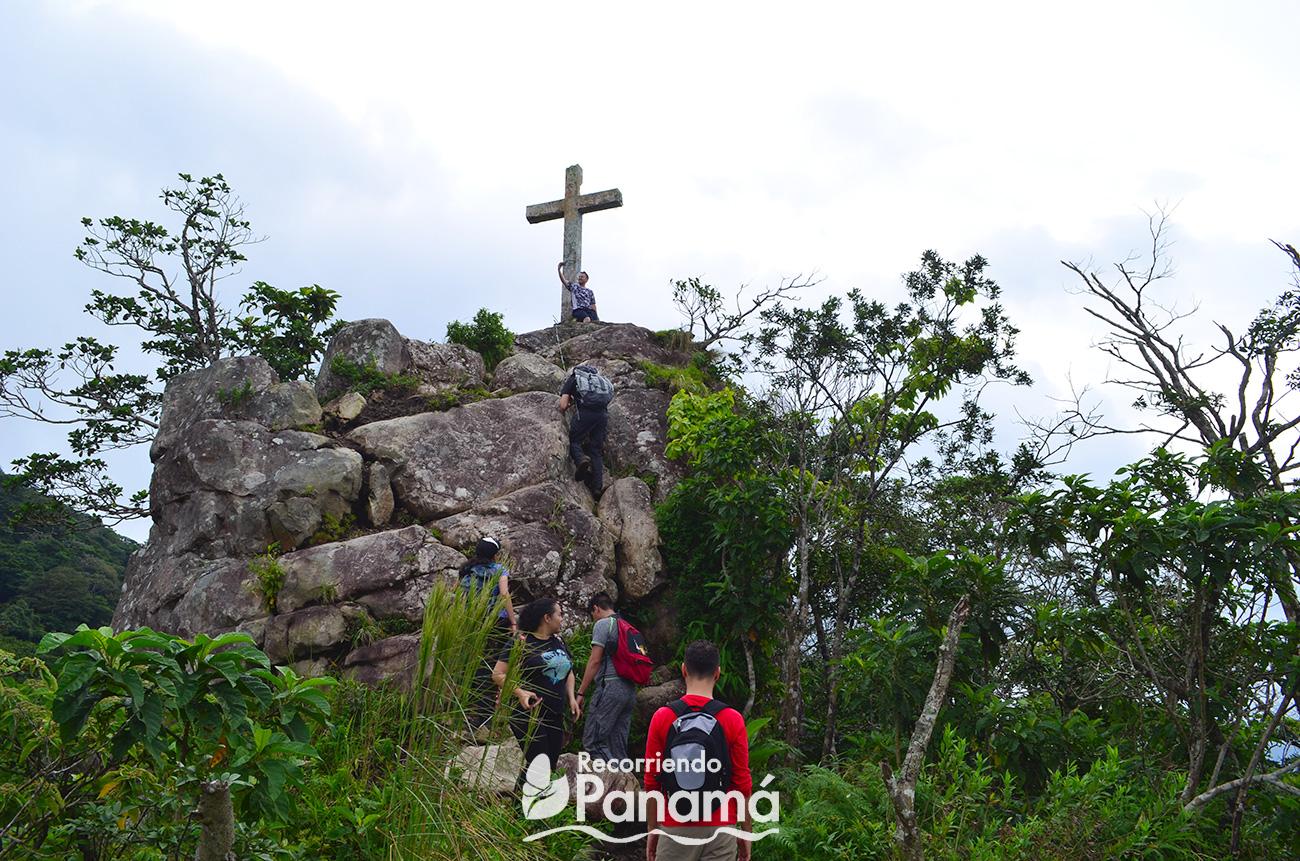 Cerro La Cruz.