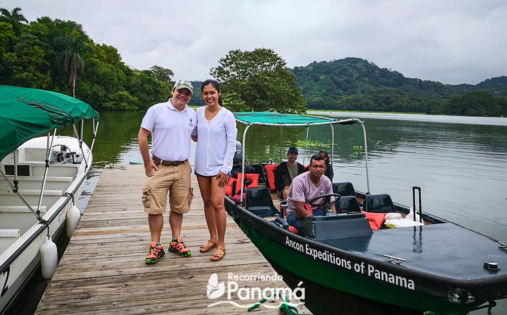 Jimara Coronado y Ancon Expeditions