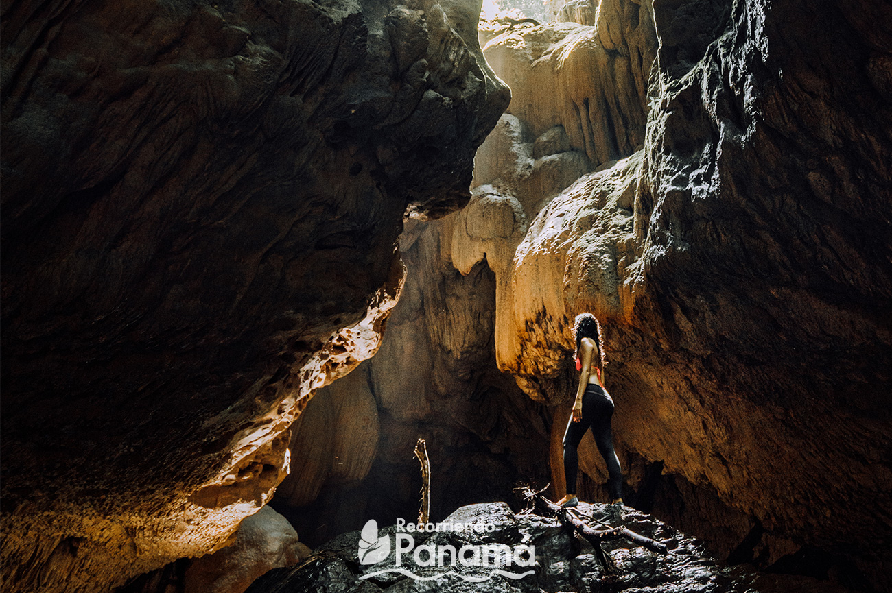 Cuevas de Bayano. Foto Jackson Groves
