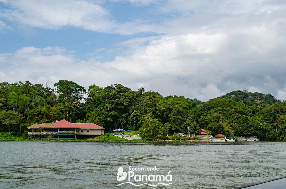 Puerto en Gamboa