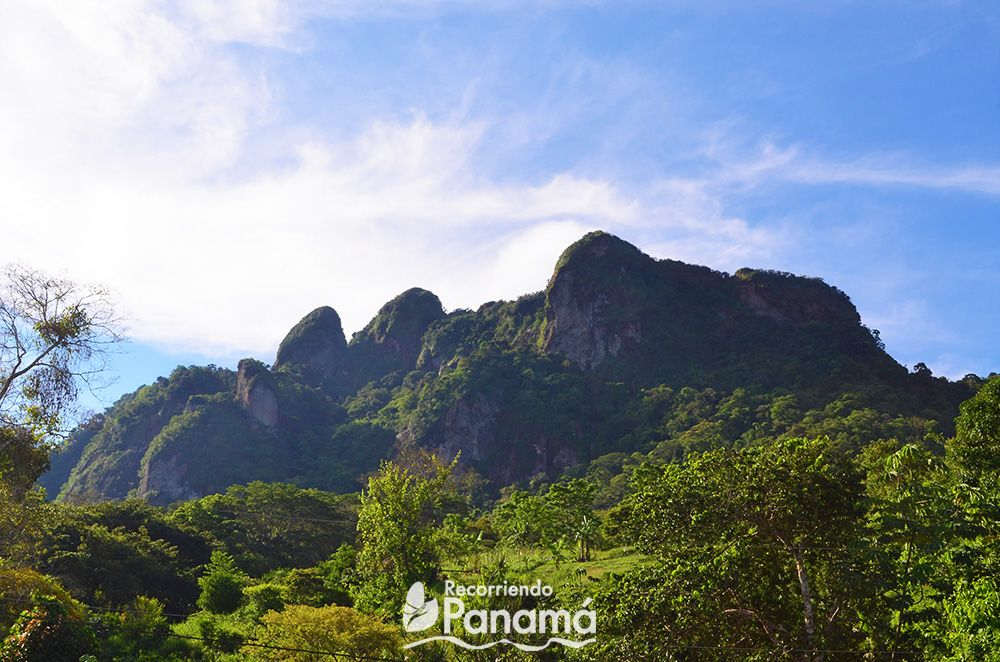 Cerro Trinidad.