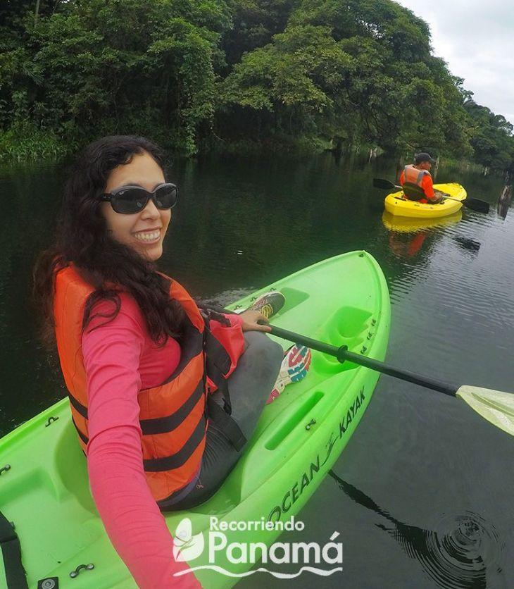 Jimara Coronado- Kayak