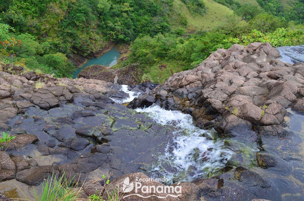 Cascada Las Damas, 2da-cascada.