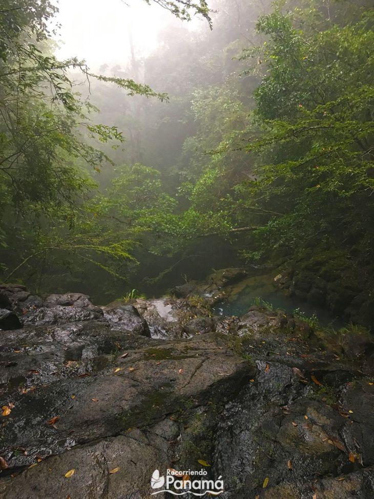 Neblina desde Las Celestes.
