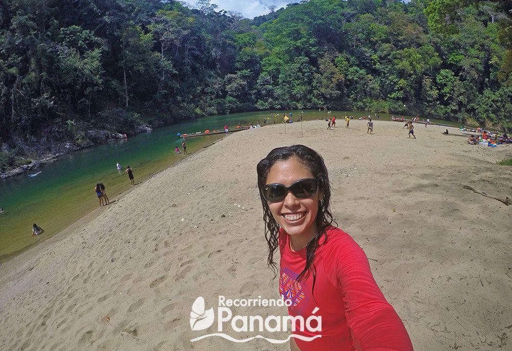 Playita del Río Chagres