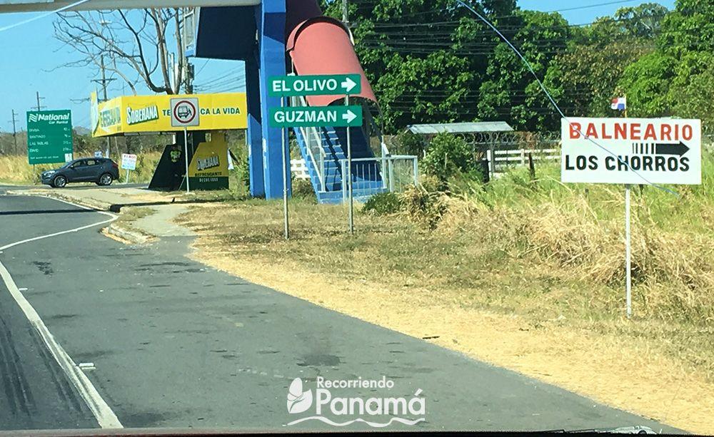 Los Chorros - Panamericana.